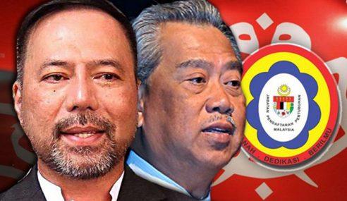 Enggan Sertai Parti Tun M Tapi Kata Ada 6 Juta Jadi Ahli