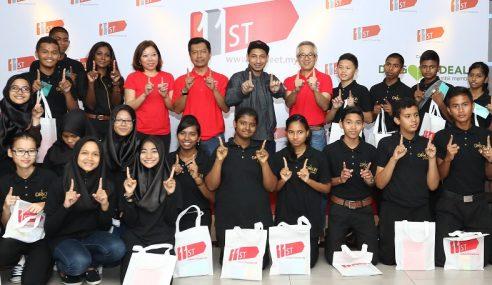 11street 'Do Good Deals – Beli Sambil Beri' Sumbang RM30K