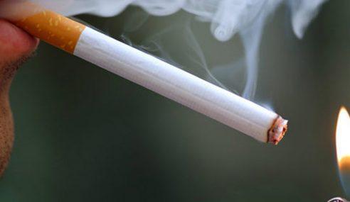 Perak Giat Operasi Larangan Merokok Di Taman Awam