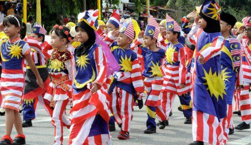 Trend Fesyen Jalur Gemilang Sambut Hari Kebangsaan