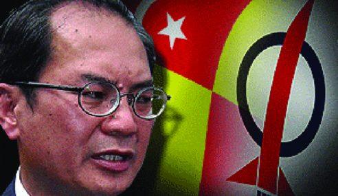 Pemimpin DAP Rasis Kait Cina Menang Pingat Olimpik