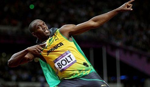Usain Bolt Lakar Sejarah, Menang Emas Kali Ke-3