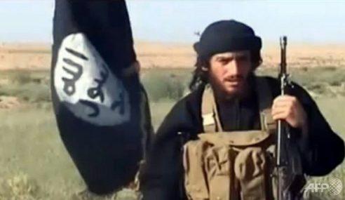 'Arkitek Utama' Serangan Daesh Di Barat Terbunuh