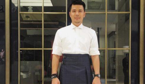 Awal Ashaari Pakai Skirt, Yay Or Nay?