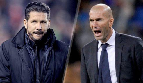 Real Madrid, Atletico Dilarang Beli Pemain Baharu