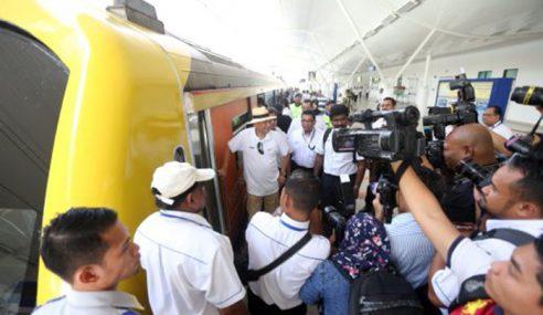 KTMB Perkenal Laluan Padang Rengas – Bukit Mertajam