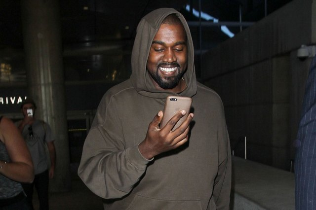 Akhirnya… Kanye West Miliki Akaun Instagram Sendiri