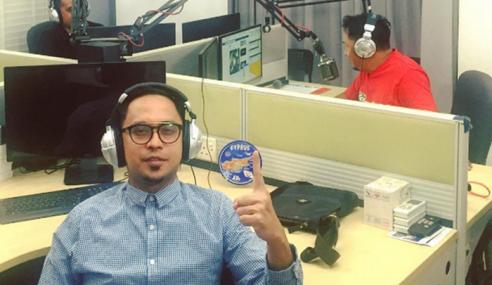 Tak Kejar Populariti, Mawi Masuk AF Nak Jadi DJ Radio