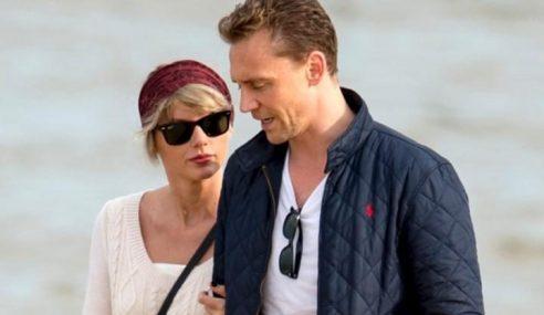 Tom Hiddleston Sekadar 'Barang Pameran' Taylor Swift