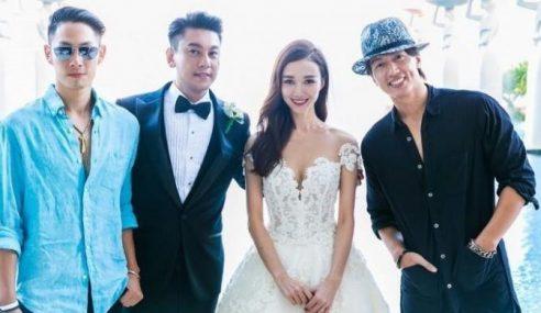 Pernikahan Ken Zhu Jadi Tempat Reunion F4