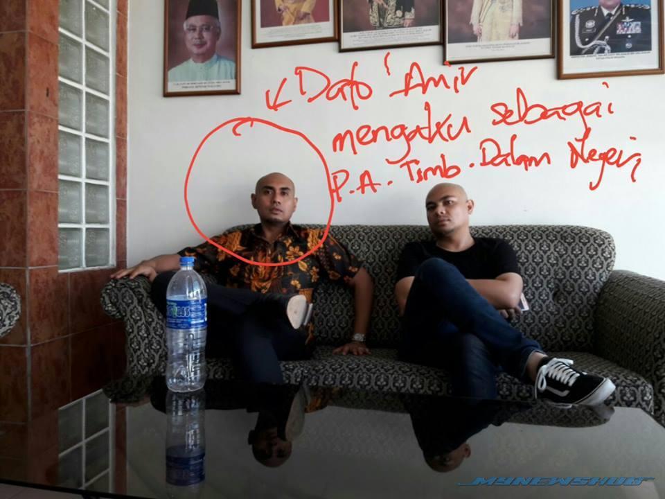 Video: Ex-Wartawan Majalah 3 Dakwa Dipukul PA Menteri