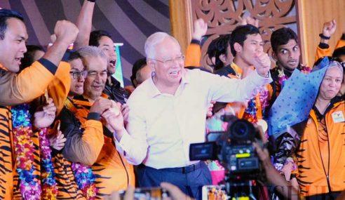 Najib Iktiraf Atlet Paralimpik Ikon Pencapaian Luar Biasa