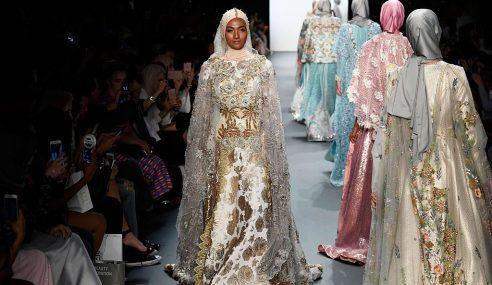 Fesyen Muslimah Tembusi Minggu Fesyen New York