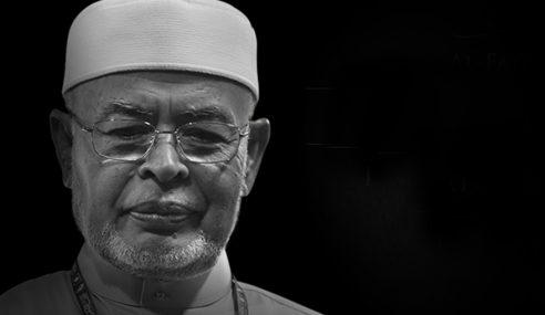 Almarhum Haron Din Dihina Pihak Taksub Politik