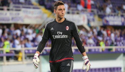 Donnarumma Pecah Rekod Penjaga Gol Termuda Itali
