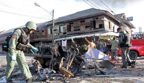 3 Polis Thailand Terbunuh Dalam Serangan Di Yala