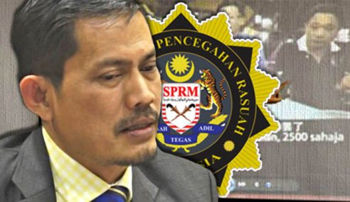 Bapa ADUN P.Pinang Ditahan SPRM Untuk Bantu Siasatan