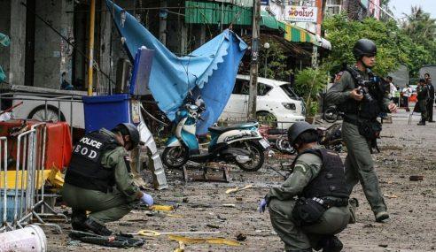 Penduduk Buat Solat Hajat, Selepas Kejadian Letupan Bom
