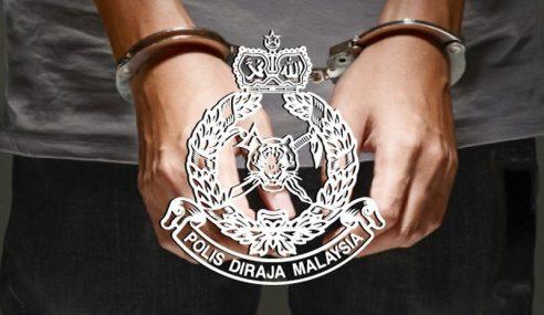 Remaja Miliki Waran Tangkap Ditahan Dalam Operasi