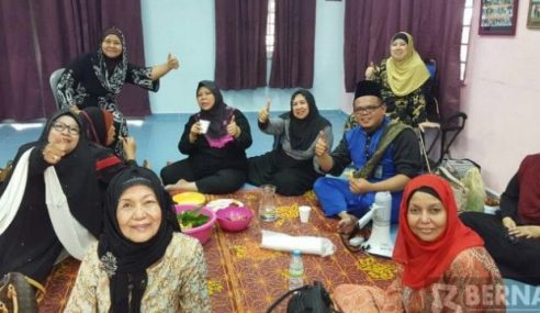 Seniwati Hashimah Yon Buat Korban Di Terengganu