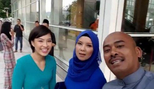 'Muka Cantik, Tapi Tak Laku'- Usik Laki Sheila Kat Janna