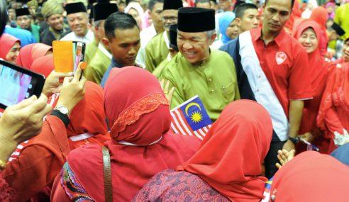 Parti Komponen BN Digesa Rancakkan Persediaan PRU14