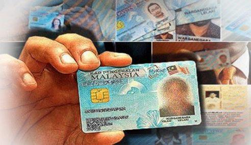 Sindiket MyKad Palsu Umpan PATI Bekerja Di Malaysia