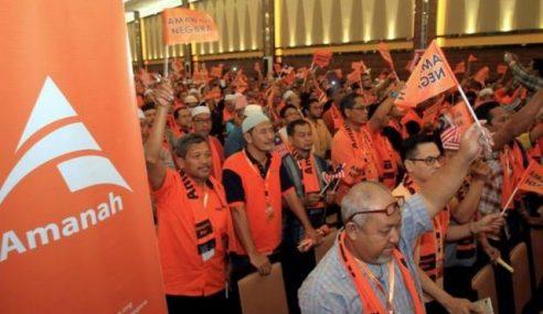 PAN Anjur Acara 'Walk For Amanah' Di Kelantan