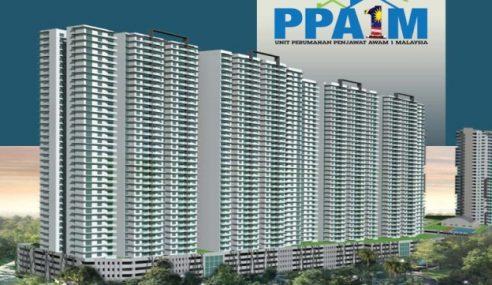 Projek PPA1M Muara Tuang Melibatkan 340 Unit Rumah