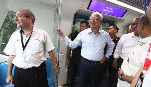 Sistem Pengangkutan Awam Penuhi Keperluan Rakyat – PM