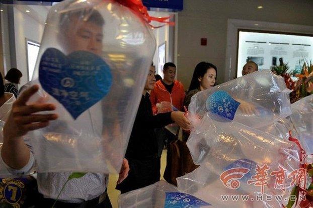 Di China, Udara Segar Dijual 60 Sen Sebungkus