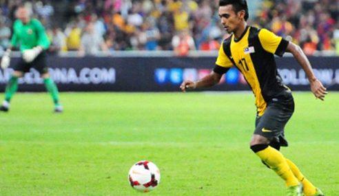 Amri Yahyah Dilantik Kapten Harimau Malaysia