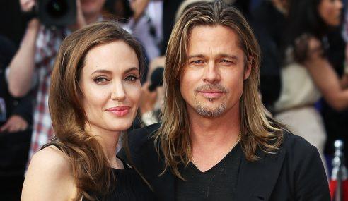 Brad Pitt, Angelina Jolie Masih Utamakan Anak