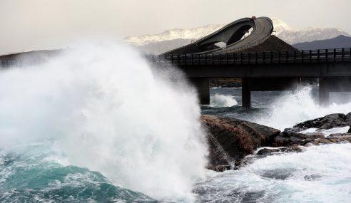 Lebuh Raya Atlantik Tercantik Dan Bahaya Di Dunia