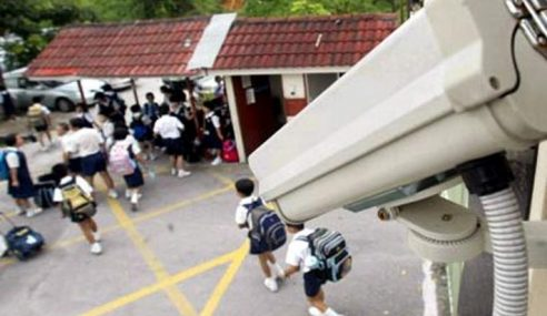 16 CCTV Di SMK Tanjong Mas Tingkat Keselamatan Pelajar