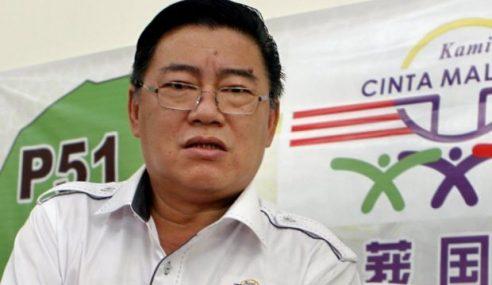 Kenyataan Guan Eng Mengenai Sarawak Berbaur Hasutan