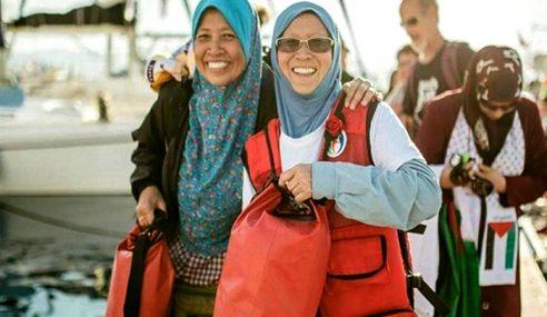Dr. Fauziah Sah Selamat, Dibebaskan – Wisma Putra