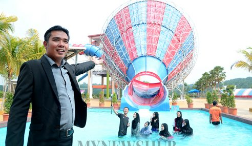 Bangi Wonderland Sasar 500K Pengunjung Setahun