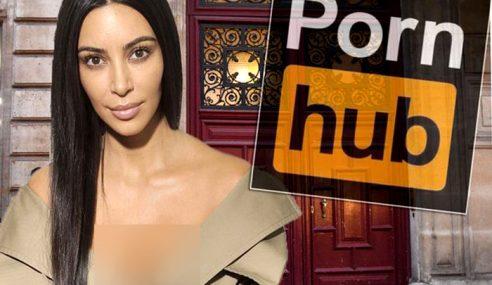 Maklumat Rompakan Kim K, Pornhub Tawar AS$50K