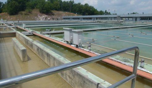 Pencemaran Bau, SAINS Tutup LRA Sungai Linggi