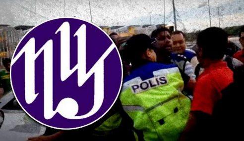 Kumpulan Halang Bersih 5 Tidak Waras – NUJ