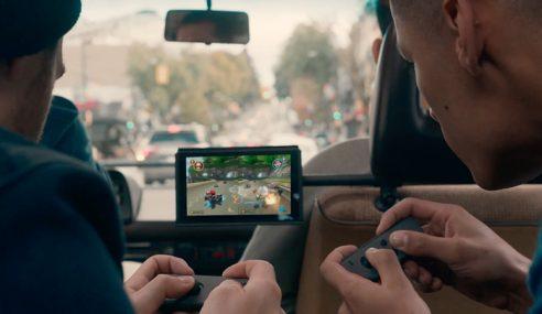 Permainan Baru Nintendo, Boleh 'Main' Di Mana Saja