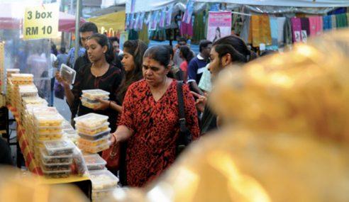 Suasana Suram Di 'Little India' Klang Menjelang Deepavali
