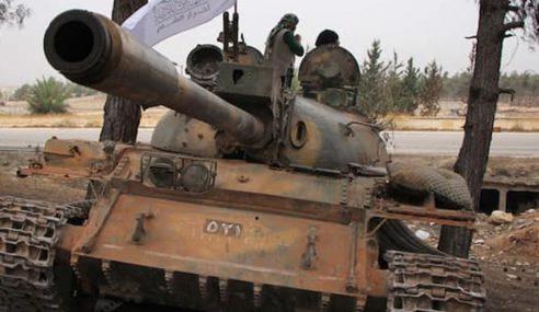Pemisah Syria Lancar Serangan Besar-Besaran Di Aleppo