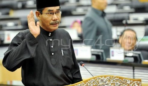 3 Senator Angkat Sumpah Bagi Penggal Kedua