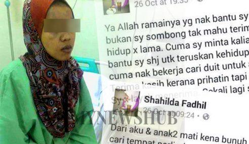 'Ko Paksa Aku Hisap KON*K Anak' – Isteri Dakwa Dibelasah