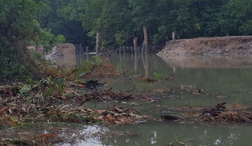 Air Pasang: Mangsa Dipindahkan Meningkat Di Selangor