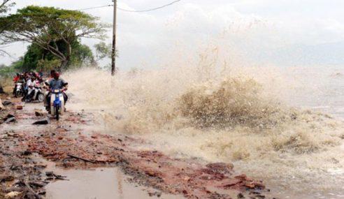Air Pasang: Kedah, Selangor Catat Peningkatan Mangsa