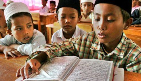 Al-Quran Digunakan Sekolah, Tahfiz KPM Diperakukan KDN