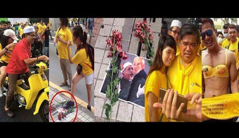 Bersih: Agenda Yahudi Hancur Islam – Bekas Peguam Anwar